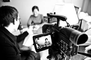 Transcription audio ou vidéo d'interview, web podcast, documentaire